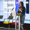 Introduction of Women Shift Digital Conference by Ghislaine Boddington 26 Nov 2013 Level 39
